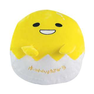 Gudetama Lazy Egg Pillow With Blanket and Handwarmer