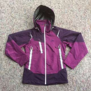 TRESPASS TRES TEC DLX TECHNICAL SYSTEM JACKET WOMENS PURPLE