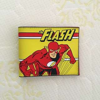 The Flash Wallet / DC Wallet