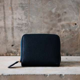 Coin Purse in Saffiano Leather *3 COLORS*