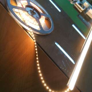 LED strips 5m roll