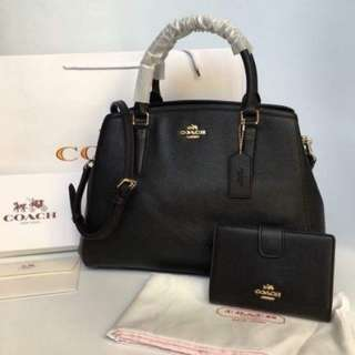 Coach Bag with wallet ⭐️