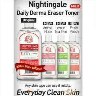 Daily Derma Eraser Toner 300ML