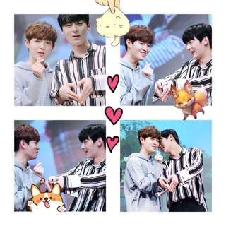 [WTB] Minhyun and Jaehwan Wishlist 💜❤️