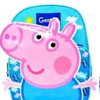 Peppa Pig School Bag Brand New