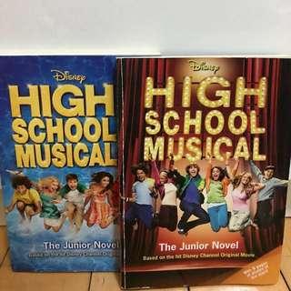 迪士尼 High School Musical 1 And 2