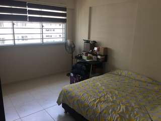 Common room rental Bedok reservoir