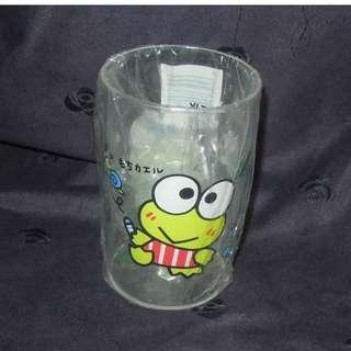 Sanrio Keroppi 1993' plastic cup