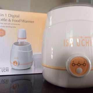 Isa Uchi Milk Bottle and Food Warmer