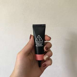 3CE Cream Blusher
