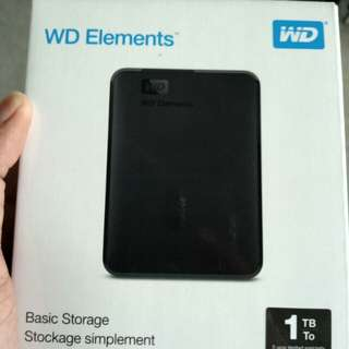 Western digital element 1tb. 3.0