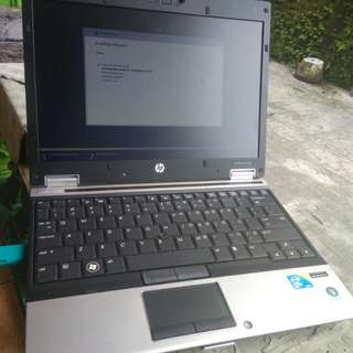 Notebook HP Elite 2540p Core i5