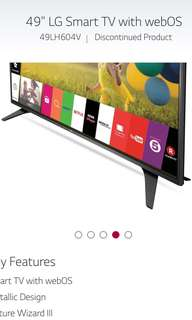LG Tv Stand