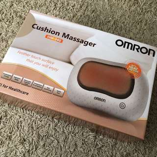 Omron Cushion Massager