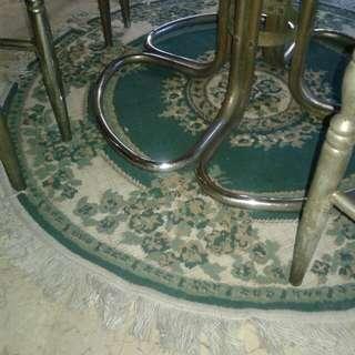 Carpet circle