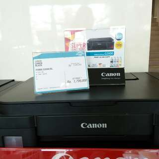 Kredit printer canon G2000
