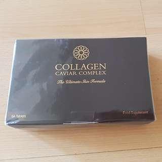 Collagen Cavier Complex Food Supplement