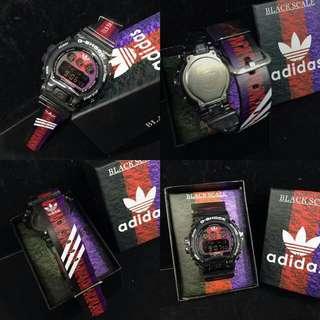 G-SHOCK DW6900 Adidas