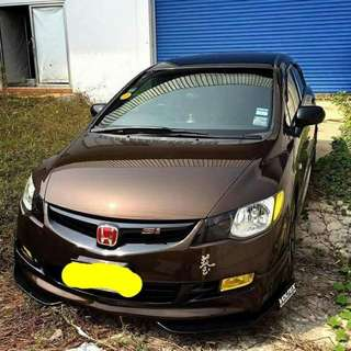 Civic FD Thailand