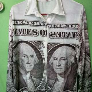 Kemeja dolar
