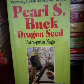 Novel Pearl S buck dragon seed