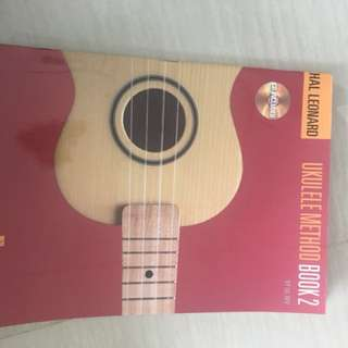 Ukelele method book 2