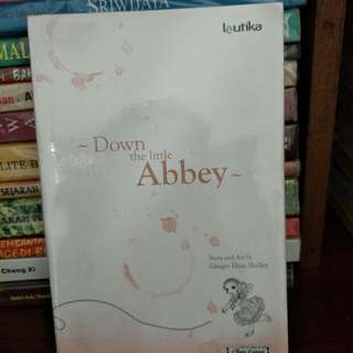 Novel down The little abbey