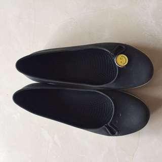 Crocs 橡膠鞋 透氣 防水 包鞋 懶人鞋