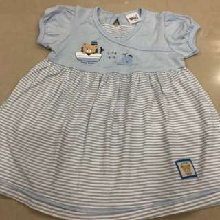 Puppy Winks Dress (18-24mths)