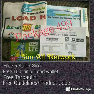 Loading business 1 sim all network