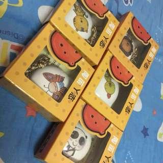 多款陶笛🎼 熊貓🐼老虎🐯雞🐔獅子🦁️蝴蝶🦋小丸子