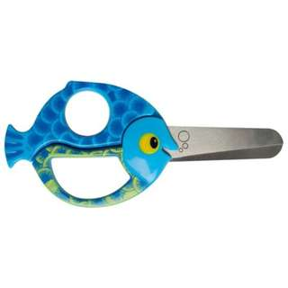 Fiskars Kids Animal Scissors - Fish