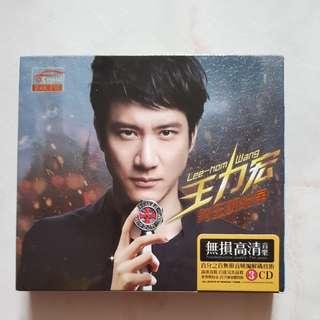 Best of Lee-hom 王力宏 3CDs
