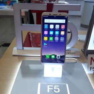 Kredit Tanpa Kartu Kredit Oppo F5 4GB