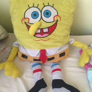 Sponge Bob Stuffed Toy