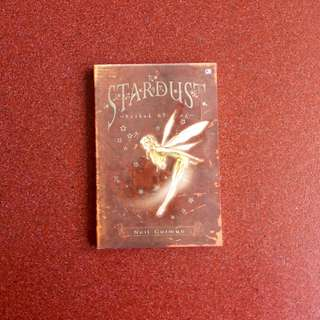 Novel Fantasi Bestseller Stardust Serbuk Bintang by Neil Gaiman