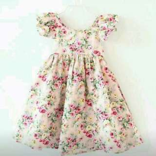 Kids summer dress any 2 @RM50