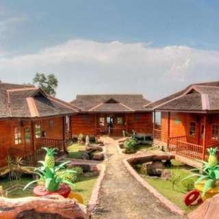 KTM Resort Batam, Sekupang April 2 to 6. 5days 4 nights , includes free breakfast for 4 paxs !