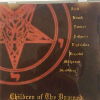 Children of the damned- VA