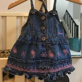 Original Guess OVERALL DRESS