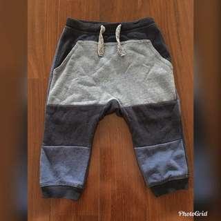 H&M Jogger Pants (6-9months)