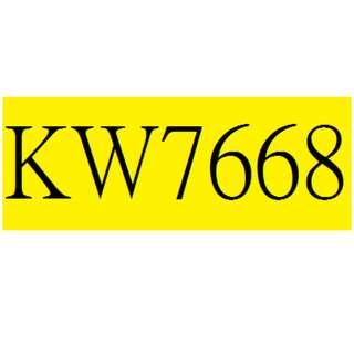 KW7668