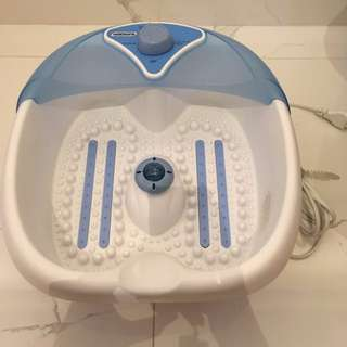 Bubble Foot Spa Massager!