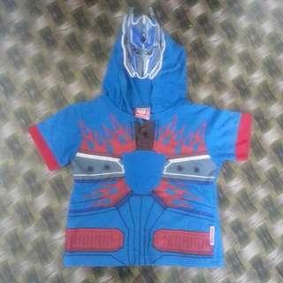 Tshirt Transformers (2-3y)