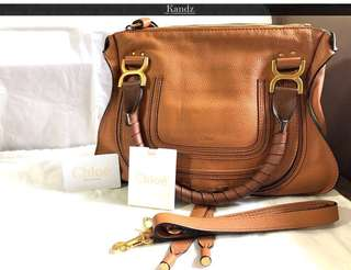 Chloe Marcie bag medium size