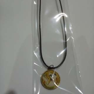 Fairy Tail Necklace Lucy