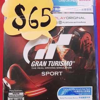 [BreandNew] PS4 Gran Turismo Sport