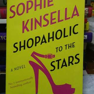 Novel Shopaholic to the Star