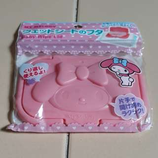 MY Melody- Wipe Cover
