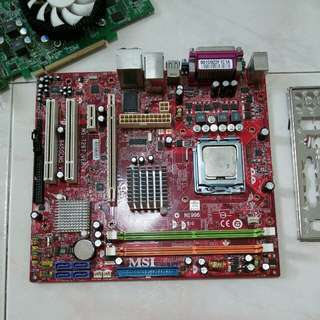 MSI 775 mb +++